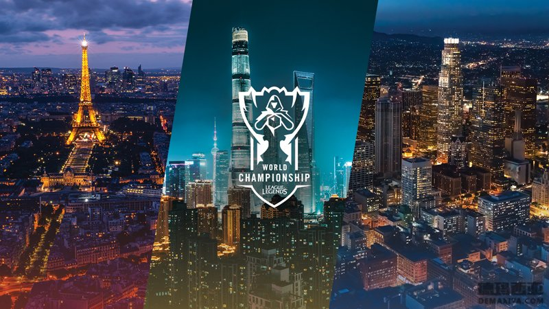 英雄联盟全球总决赛2020年中国见!