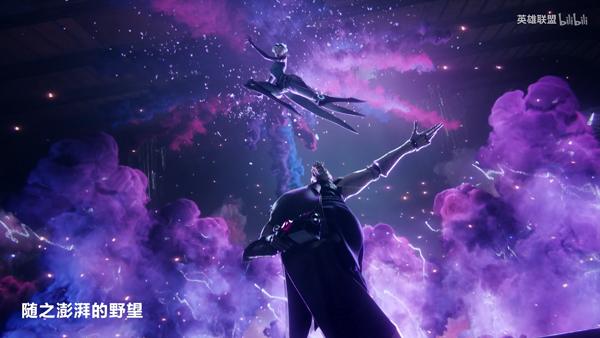 英雄联盟宇宙剧情线:德玛西亚内乱始